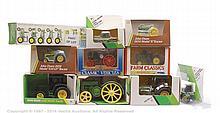 GRP inc Ertl John Deere Farm Tractor - No.5668
