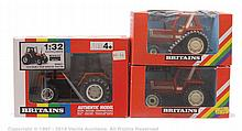 GRP inc Britains Renault and Fiat Farm Tractor