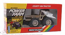 Britains No.9324 County 1884 Power Farm Tractor