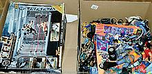 Collection of toys Jakks Pacific WWE The Cell