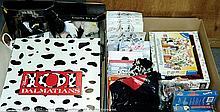 Walt Disney 101 Dalmatians toys McDonald's