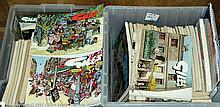 GRP inc Large quantity of Giles cartoon