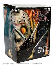 Neca Reel Toys Freddie v Jason prop replica
