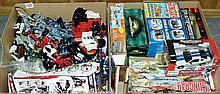 Transformers, Stingray, Star Trek and Godzilla