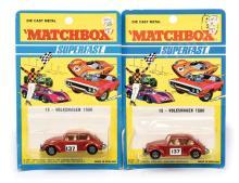PAIR inc Matchbox Superfast 2 x No.15a