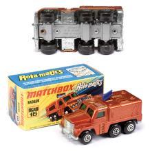 Matchbox Superfast No.16a Badger Radar Truck