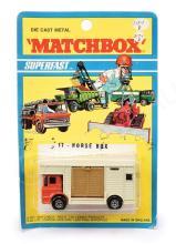 Matchbox Superfast No.17a AEC Horse Box