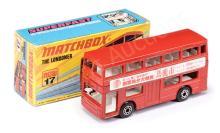 Matchbox Superfast No.17b Daimler Fleetline