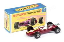 Matchbox Superfast No.19a Lotus Formula 1 Racing