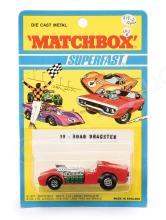 Matchbox Superfast No.19b Road Dragster - darker
