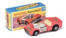 Matchbox Superfast No.19b Road Dragster