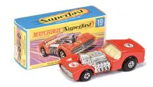 Matchbox Superfast No.19a Road Dragster