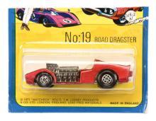 Matchbox Superfast No.19b Road Dragster - rare
