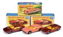 GRP inc Matchbox Superfast 3 x No.20a