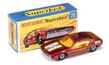 Matchbox Superfast No.20a Lamborghini Marzal