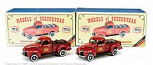 PAIR inc Matchbox Models of Yesteryear No.YTV03