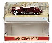 Matchbox Models of Yesteryear No.Y64 Lincoln