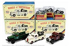 GRP inc Matchbox Models of Yesteryear No.YTV07