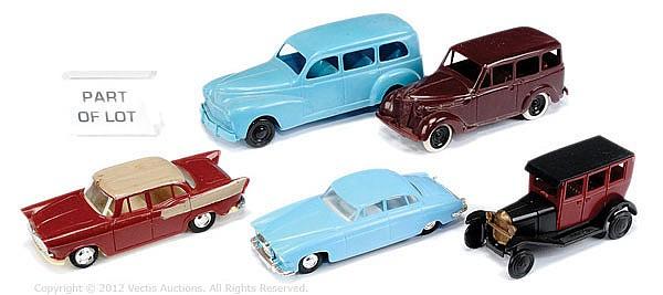 GRP plastic related Cars inc Politoys Fiat