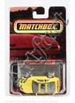 Matchbox Pre-production backing card with Nissan