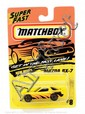 Matchbox Superfast Pre-production resin Mazda