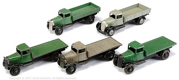 GRP Dinky 25 Series Trucks inc No.25C