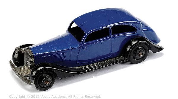 Dinky No.30B Rolls Royce