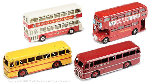 GRP Dinky unboxed Bus inc No.282 Leyland Royal