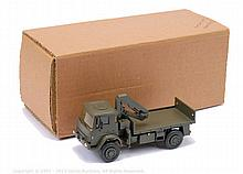 Hartsmith Bedford Flat Atlas Military Lorry