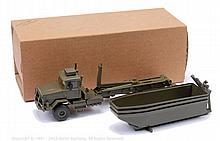 A Smith Automodels Unipower Pontoon Lorry