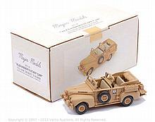 Mayes Models C11/ADF Desert Tourer