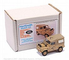 Hartsmith HT197S Land Rover Wolf 90 ST Police