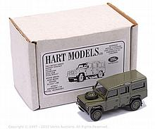 Hart Models HT38Y Defender 110 Royal Yeomanry