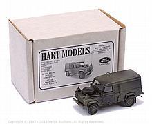 Hart Models HT138 Land Rover Hardtop FFR