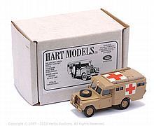 Hart Models HT26 III 109 Rover II - desert sand