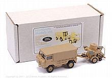 Hartsmith Models HT73S Land Rover 1-tonne GS