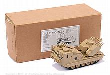 Hart Models Tracked Rapier - 1/48th scale white
