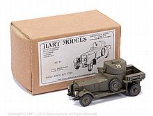 Hart Models HT12 Rolls Royce A/C 1920 - 1/48th
