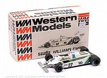 Western Medals WF3 SAUDIA Williams FW07 - 1/24th