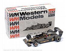 Western Models WF1 JPS Mk.4 Lotus 1979