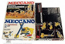 GRP inc Meccano (circa 1970) 5 x Sets: No.2