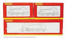 GRP inc Hornby (China) OO Gauge 3 x Tank locos