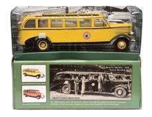 Opentop Bus Company 1936 White Model 706 Tour