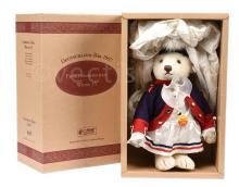 Steiff Carnival Girl Bear, 1997, German