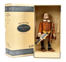 Steiff Musician Brown Replica 1911 felt doll