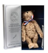 Steiff Otto Teddy Bear, replica 1912, white tag