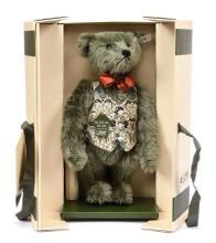 Steiff Harrods Victorian Musical Bear, white tag