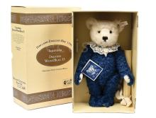 Steiff Holland Teddy Delfter, white tag 659843