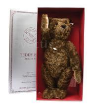 Steiff replica 1907 Teddy Bear, white tag