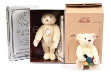 PAIR inc Steiff pair: (1) The Exhibition Bear